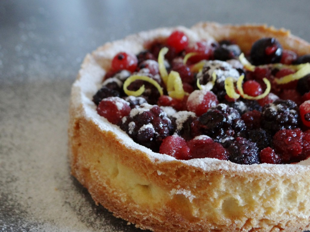 tarte fruits rouges2