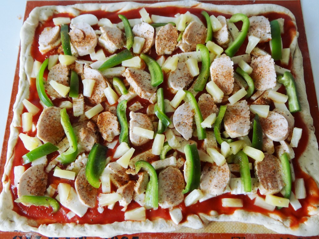 pizza brazil