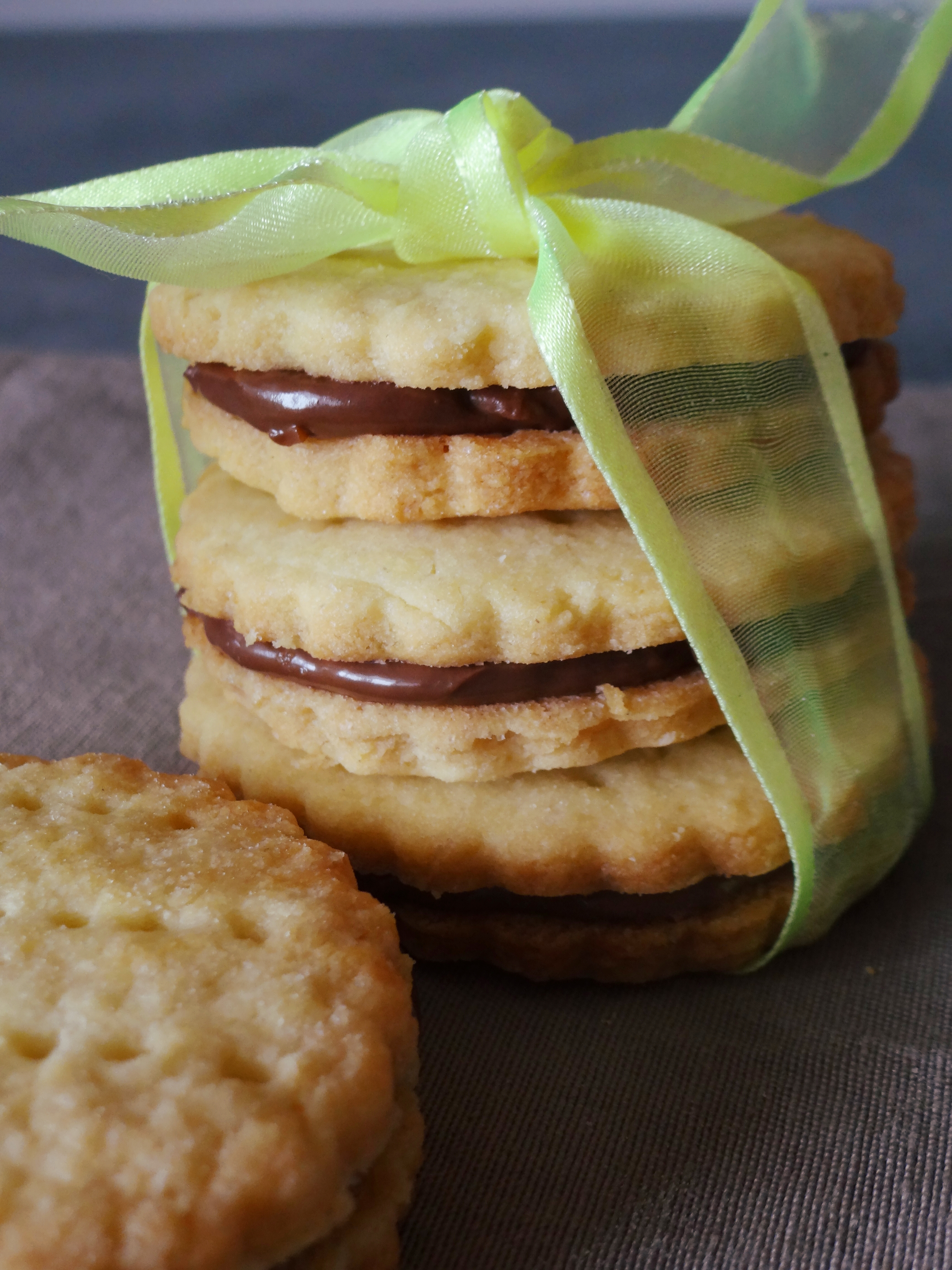 Biscuits de noel au chocolat thermomix
