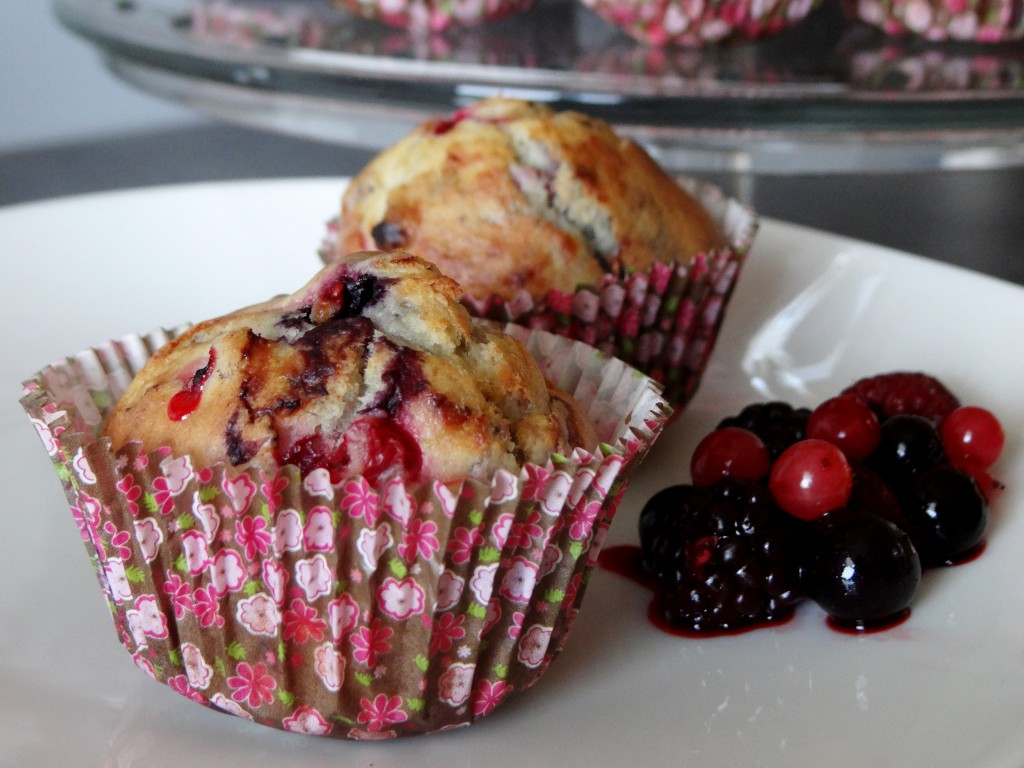 muffins fruits rouges2