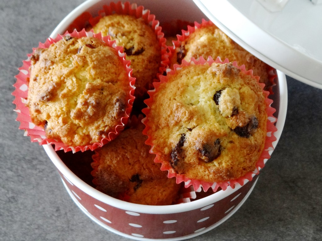 muffins coco cranberries 2