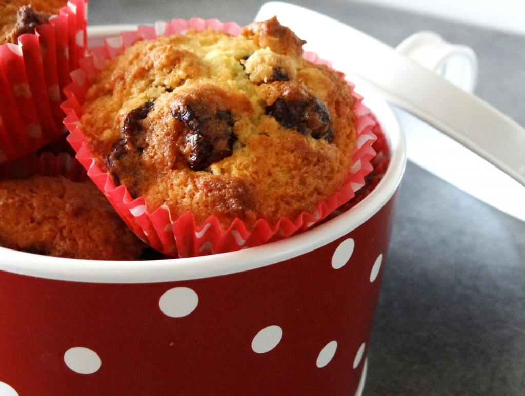 muffins coco cranberries 4