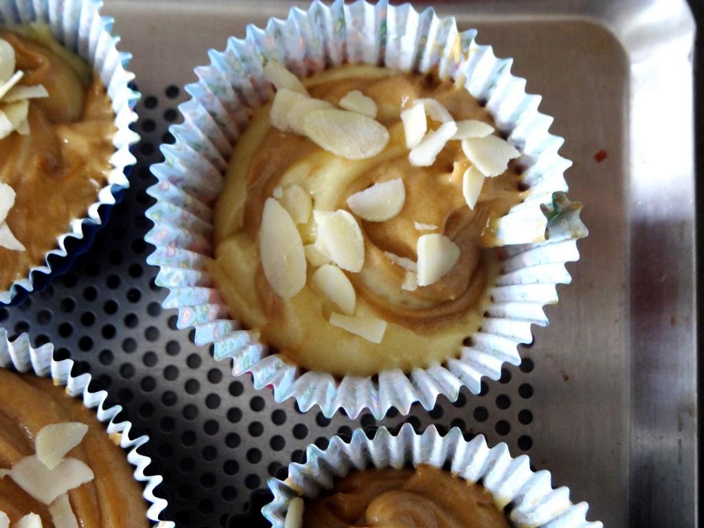 muffins marbrés café