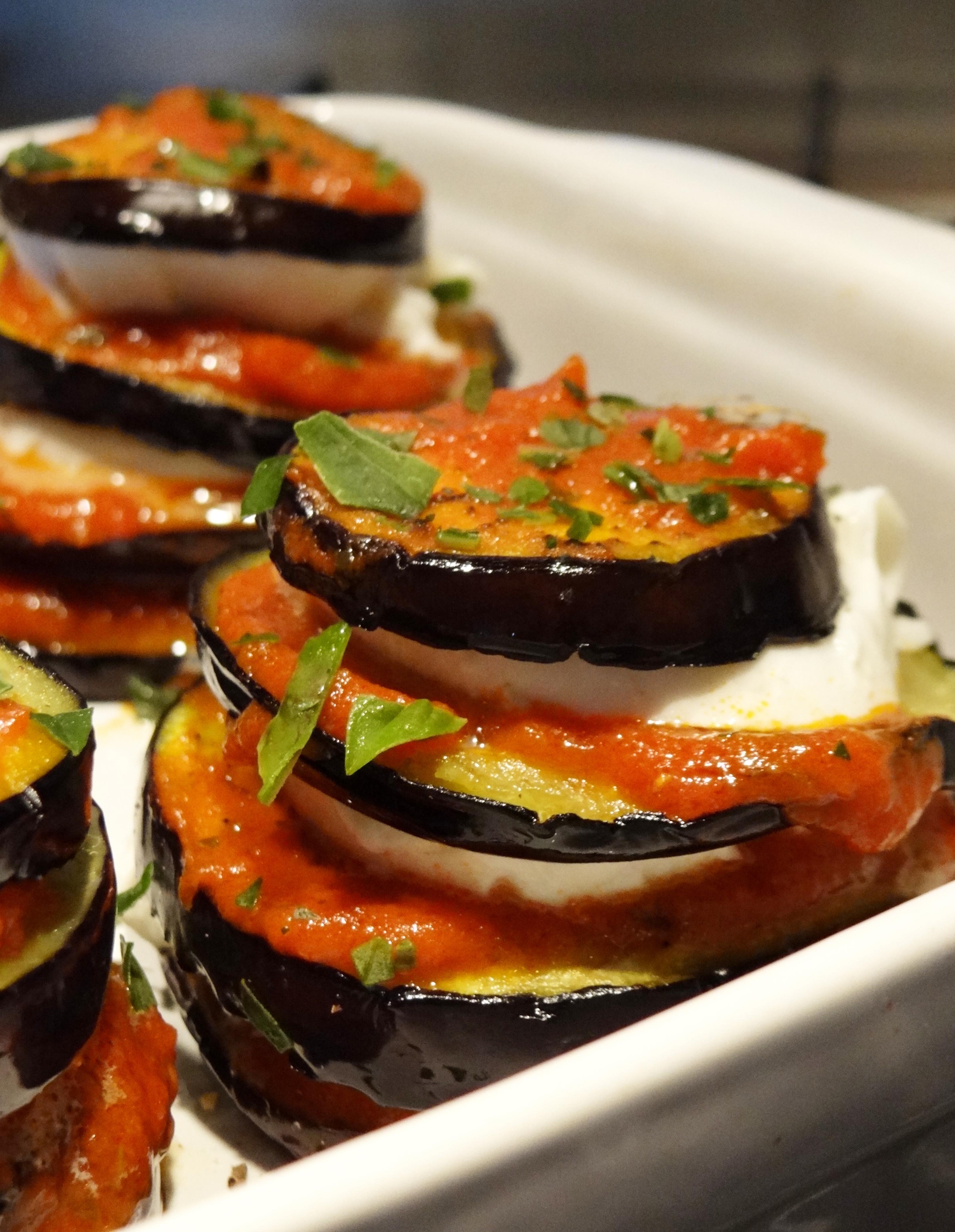 auberginesmozzarella